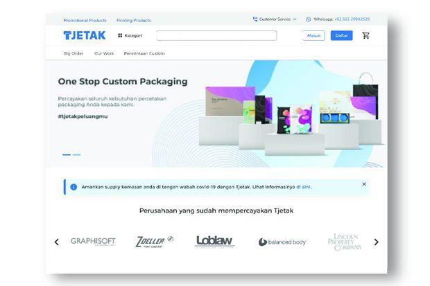 Startup Packaging Tjetak Kantongi Pendanaan di Tengah Lesunya Investasi