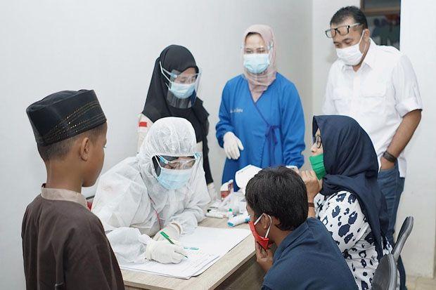 75 Anak Ikuti Khitan Berkah Sesuai Prosedur Kesehatan di Rumah Kolaborasi