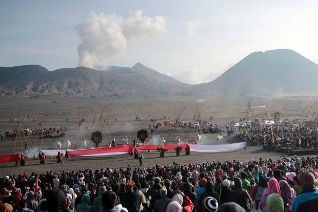 Hari Ini, Kawasan Wisata Gunung Bromo Dibuka Kembali