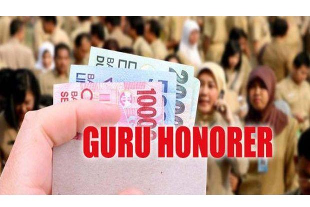 Mirisnya Nasib 900 Ribu Guru Honorer Bergaji Ratusan Ribu