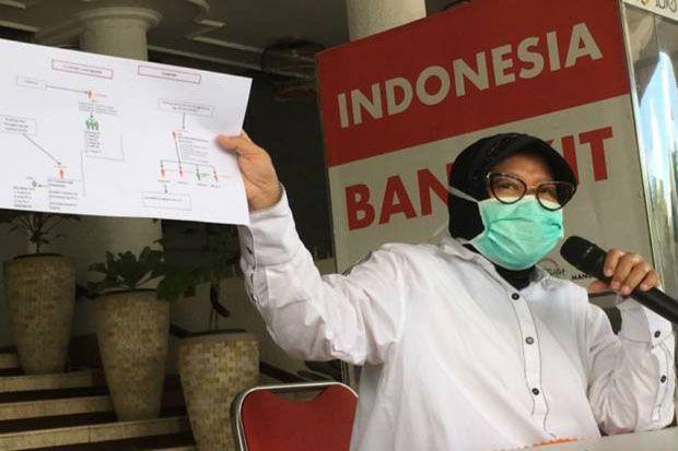 Bantah Anaknya Maju Di Pilkada Surabaya Risma Fuad Bernardi