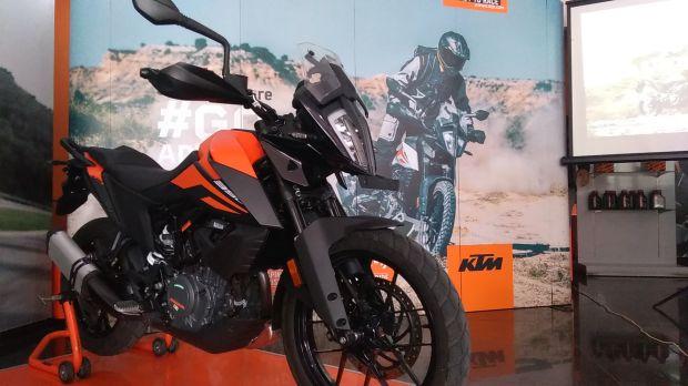 Isi Pasar Adventure, KTM Optimistis Jual 100 Unit hingga Akhir Tahun