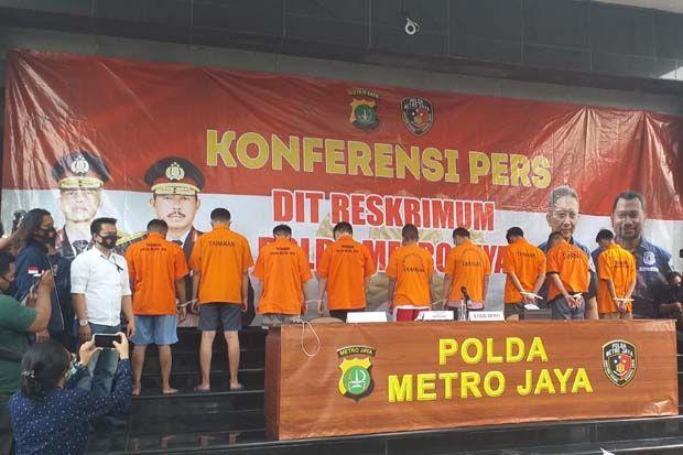 Polda Metro Jaya Gelar Rekonstruksi Kasus Pesta Seks Sejenis Siang Ini