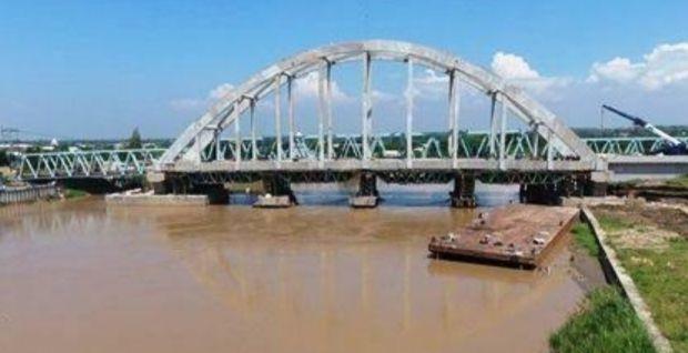 Misteri Jembatan Sembayat Karya Daendels di Gresik