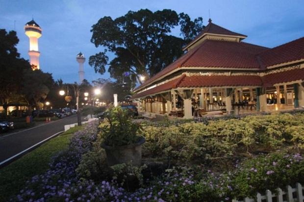 Minggu, Kota Bandung Cerah dan Berawan, Suhu Terendah 17 Derajat