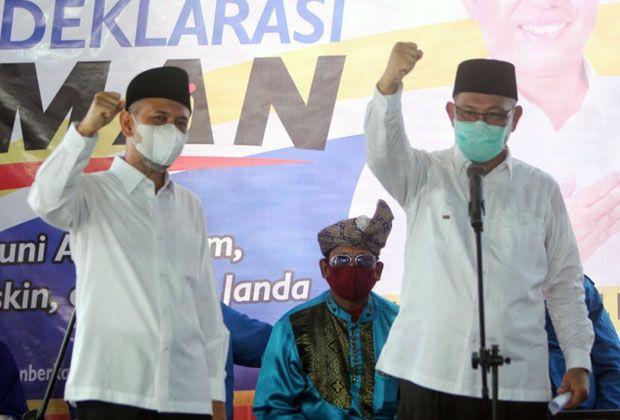 Deklarasi Akhyar - Salman, Demokrat Medan : Ini Pertaruhan Harga Diri