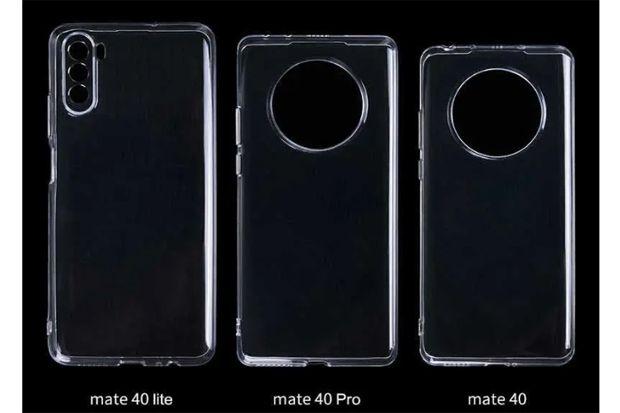 Begini Perbedaan Desain di Antara Model Huawei Mate 40 Series