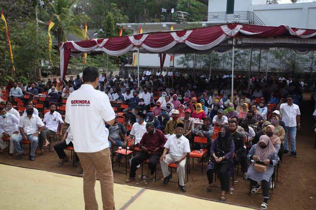 Dukung Sunaryanto, Kader Gerindra Membelot di Pilkada Gunungkidul