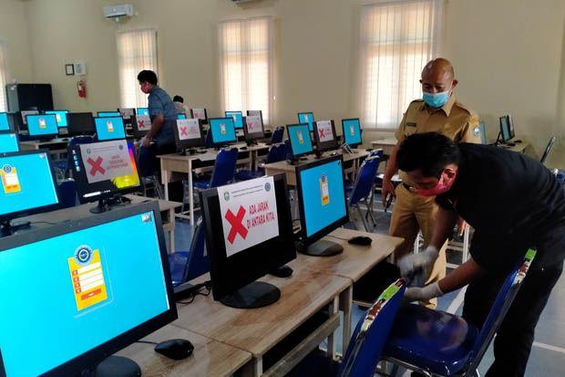 Tes ASN OKU di Tengah COVID, Panitia Siapkan Ruangan Khusus