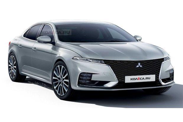 Kabar Gembira Bagi Pecinta Sedan, Mitsubishi Bangkitkan Galant dari Kubur