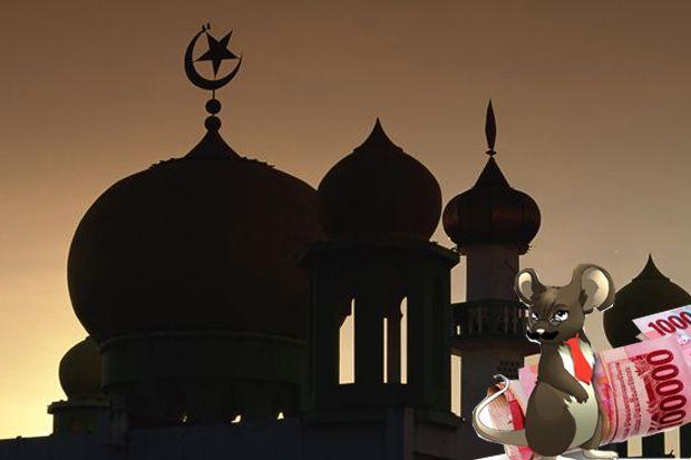 Si Kaya Membangun Masjid dan Sekolah tetapi Masuk Golongan yang Tertipu