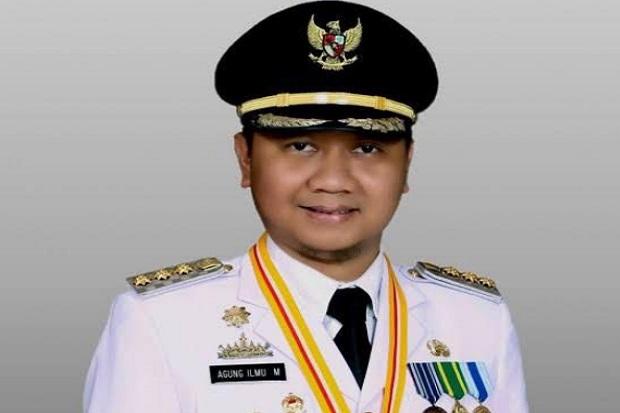 Agung Ilmu Mangkunegara Resmi Dipecat Jadi Bupati Lampung Utara