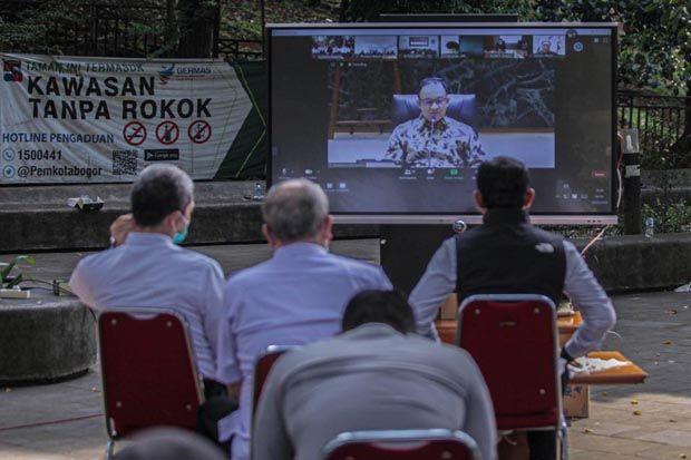 Tunggu Keputusan Psbb Jakarta Bima Perpanjang Psbmk Kota Bogor