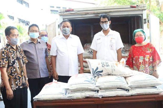 4.298 Ton Beras Disalurkan untuk 95.517 KPM di Sulut