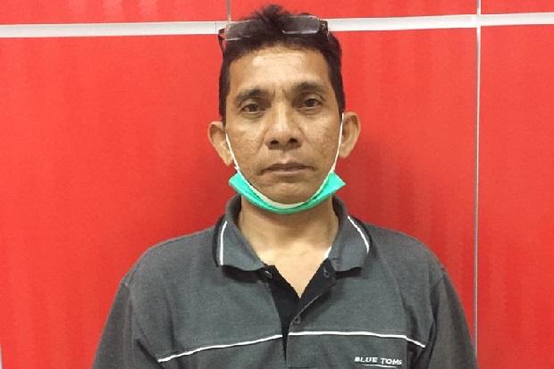 Ngaku Petinggi BUMN untuk Menipu, Pria Ini Ditangkap Ditreskrimum Polda Kepri