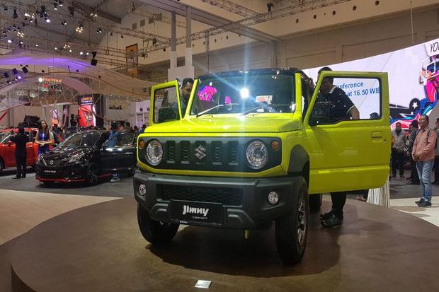 Tidak Lolos Emisi, Suzuki Jimny di Eropa Jadi Mobil Niaga