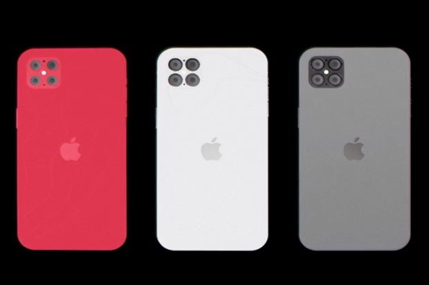 Rendering Terbaru iPhone 12 Pro/Pro Max Terekspos ke Dunia Maya