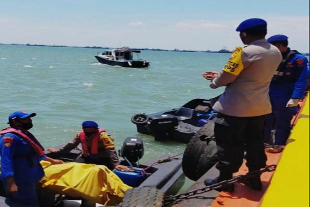 Nelayan Ditemukan Tewas Mengapung di Perairan Teluk Lamong
