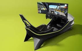 Aston Martin Ciptakan Simulator Balap Seharga Rp1,013 Miliar