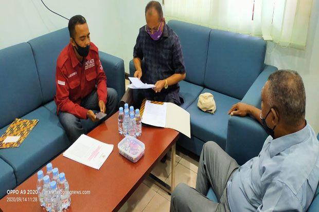 Balon Bupati Teluk Bintuni Papua Barat Dilaporkan Istri Pertamanya Ke KPUD