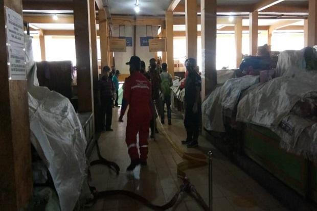 Pedagang Positif COVID-19, Pasar Beringharjo Sisi Timur Ditutup