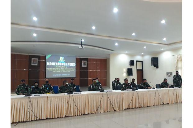 Danpuspomad: 57 Oknum TNI AD Jadi Tersangka Kasus Penyerangan Mapolsek Ciracas