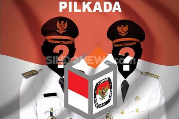 Pilar Saga Perbaiki Berkas Pencalonan ke KPU Kota Tangerang Selatan