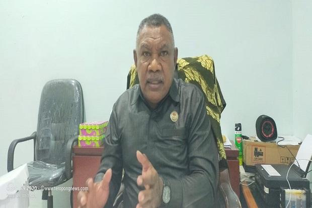 Ketua KPU Teluk Bintuni Kaget Ada Bacalon Bupati Dilaporkan Istrinya