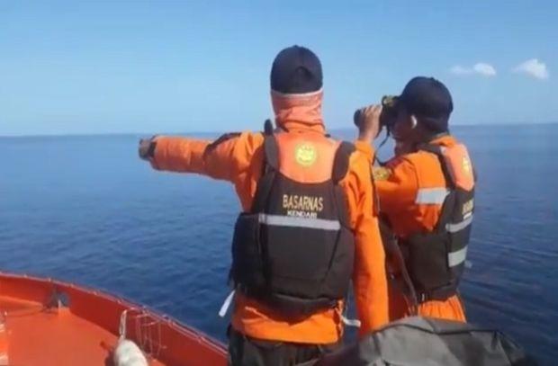 Kapal Terbakar di Laut Buton Selatan, 1 ABK Tewas 4 Hilang