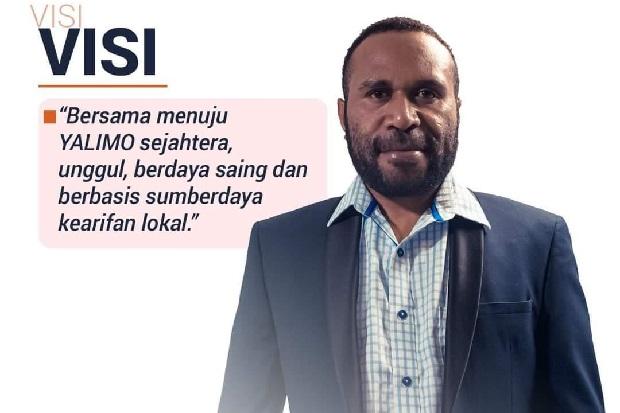 Tabrak Polwan Hingga Tewas Wabup Yalimo Papua Ditahan di Mapolres Jayapura Kota