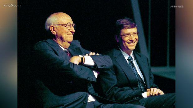 Bill Gates Umumkan Ayahnya Meninggal Dunia