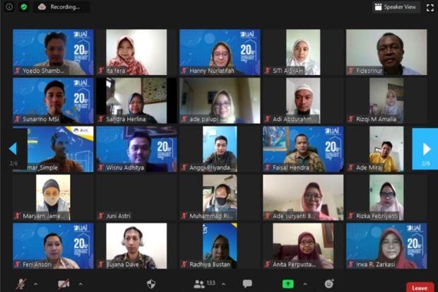 Milad UAI Dirayakan Virtual, Mulai dari Talkshow sampai Lomba TikTok