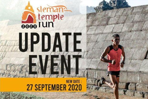 Kasus COVID-19 Meningkat, Sleman Temple Run 2020 Dibatalkan