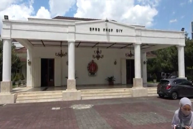 Empat Anggota DPRD DIY Positif COVID-19, Gedung Dewan Ditutup