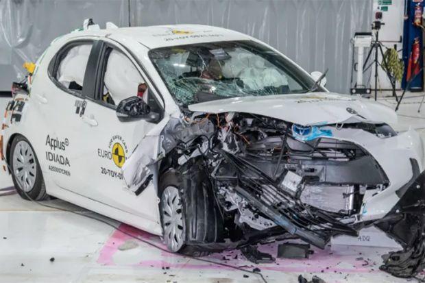 Harga Lebih Mahal, Toyota Yaris 2021 Sandang Predikat City Car Teraman