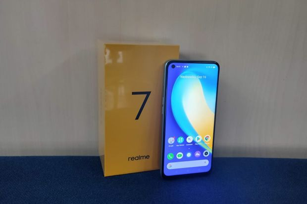 Realme 7 Learn More About Features And Pricing At Realme Com
