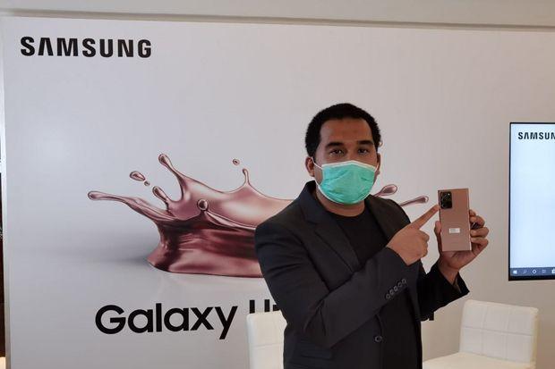 Note20 Series dan Galaxy Ecosystem Buat Bekerja da