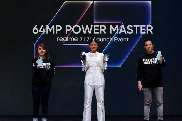 Bawa Banyak Keunggulan, Duo realme 7 Ganggu Pasar Smartphone Kelas Menengah