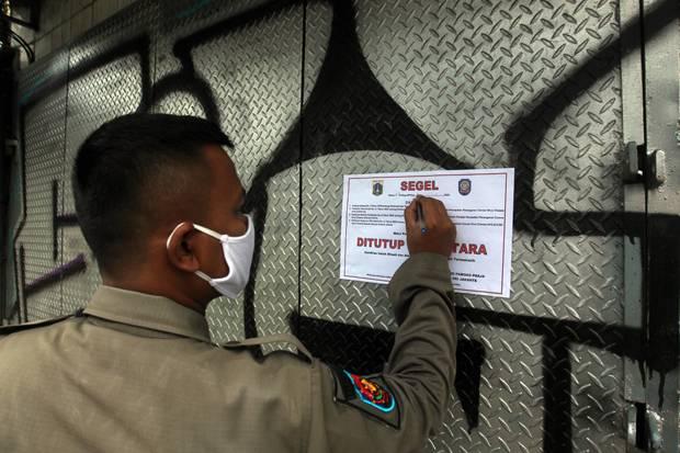 Karyawan Positif Covid-19, Tiga Perusahaan di Jakarta Barat Ditutup Tiga Hari