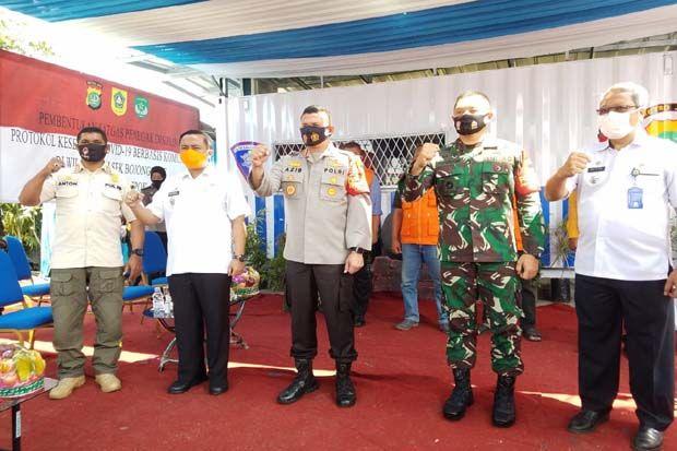 35 Satgas Penegak Disiplin Dibentuk di Depok, Bertugas Tekan Persebaran COVID-19