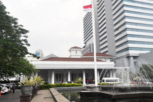 Temukan Kasus Baru Covid-19, Gedung Blok G Balai Kota Tutup 3 Hari