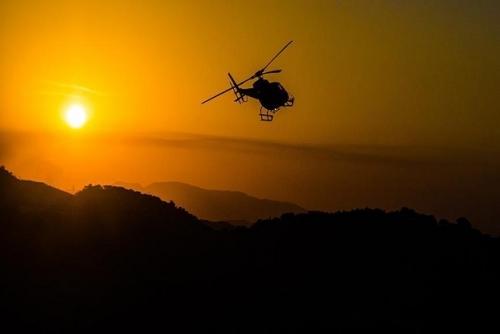 BREAKING NEWS: Helikopter PT NUH Diduga Hilang Kotak saat dari Nabire Menuju Banyubiru