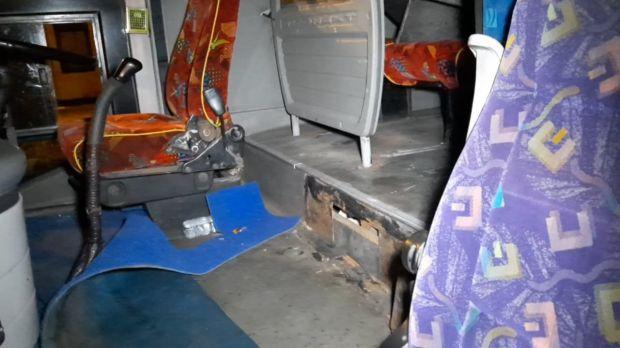 Mengangkut 13 Kilogram Sabu, Bus Jurusan Pelangi Diamankan