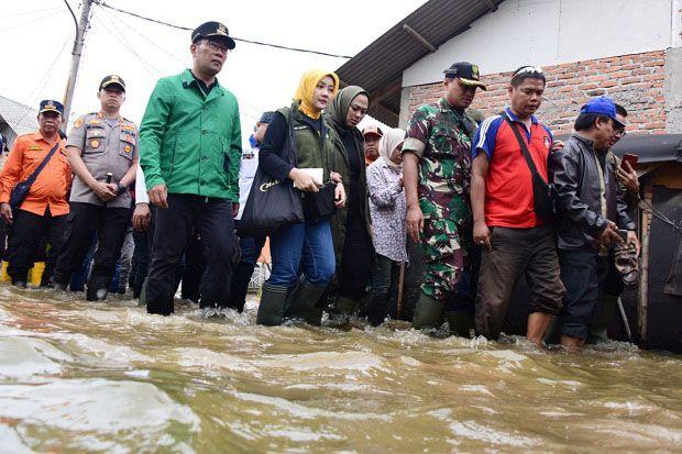 Ribuan Kejadian Bencana Mengintai, Jabar Kampanyekan Cetak Biru JRCP