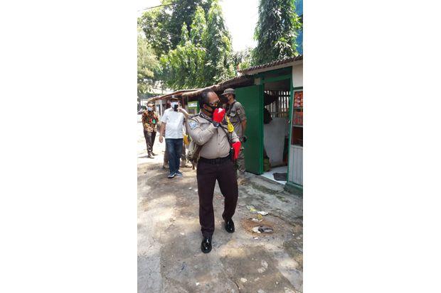 Sidak ke Pejambon, Polisi Dapati Rumah Makan Langgar Protokol Kesehatan