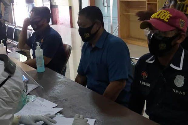50 Personel Polsek Kalideres Ikuti Swab Test Massal