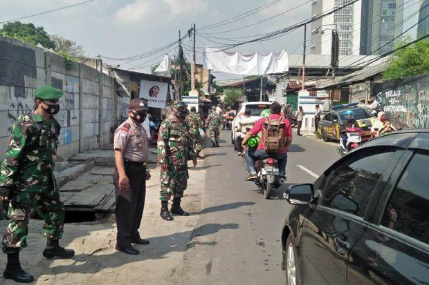 24 Warga Terjaring Operasi Yustisi di Rawa Buaya Jakarta Barat