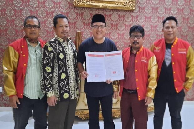 Partai Garuda Dukung Denny Indrayana- Difriadi di Pilgub Kalsel