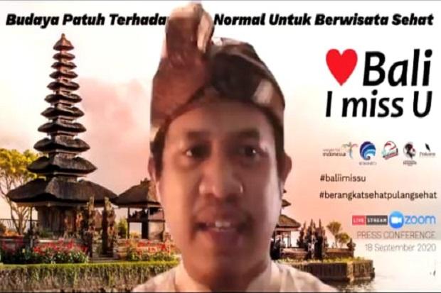 Bangkitkan Wisata, Program Bali I Miss U Diluncurkan