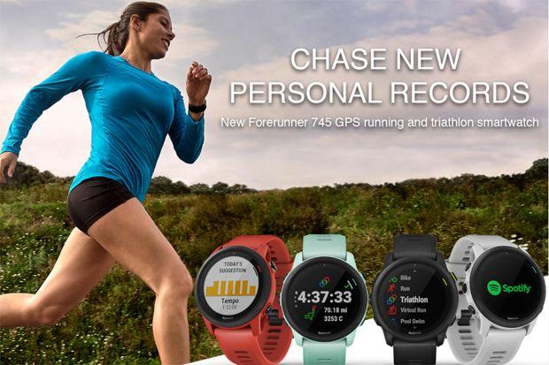 Garmin Kenalkan Smartwatch Forerunner 745, Dibuat Khusus Bagi Atlet Elite